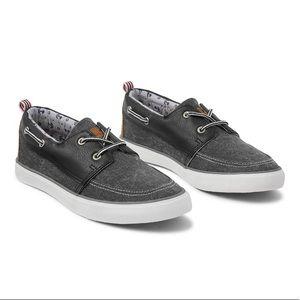 New Boys Phillip Deck Shoes